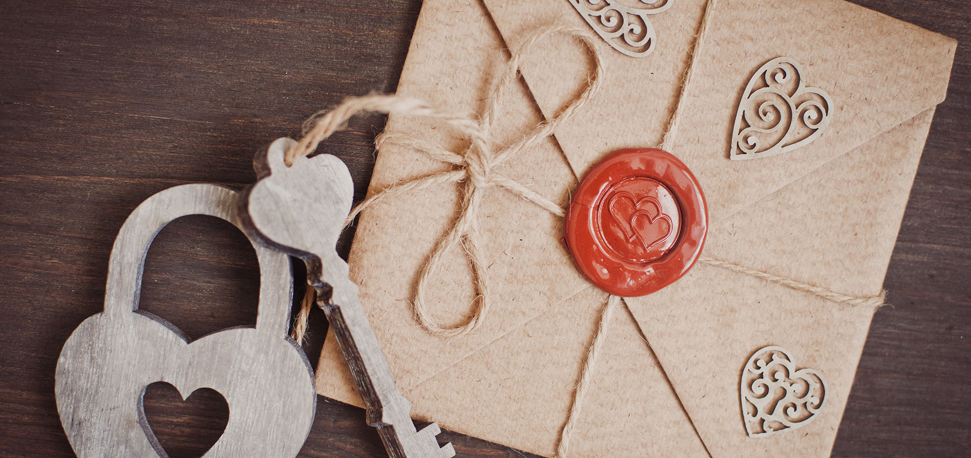 Custom Wax Seal Invitation